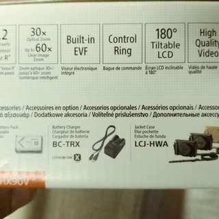 Sony cyber shot DSC-HX90V