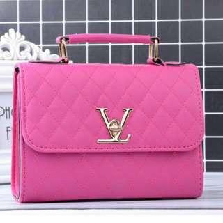 Tas Selempang Import Wanita Korea - Handbag