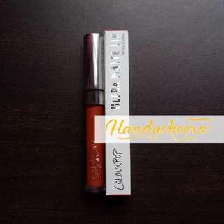 [Authentic!] Colourpop Ultra Matte Lip