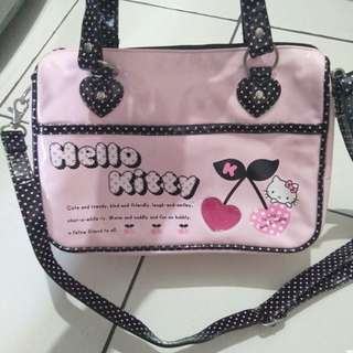 Hello Kitty Pink Bag