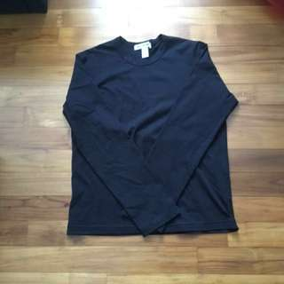 COMME DES GARCONS SHIRT LONGSLEEVES BRAND NEW