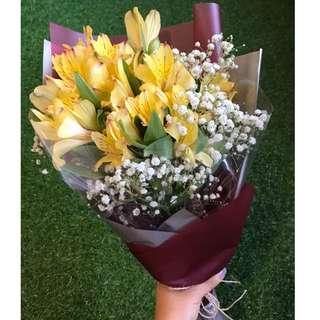 Flower - Sunshine Bouquet