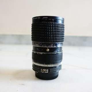 Nikon 35-70 f/3.5 Vintage Lens (fully manual)