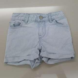 Baby Gap Short Pants (4years)