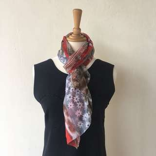 ‼️BRAND NEW SPECIAL PRICE‼️ Floral Scarf