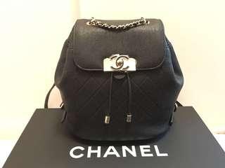 Chanel Backpack (極新,齊盒及單據)