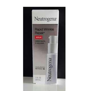 [With Retinol] Neutrogena Rapid Wrinkle Repair Serum 29 ml