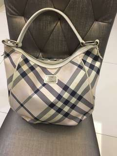 Authentic Burberry blue label