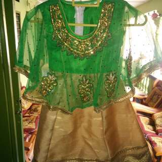 Anarkali Punjabi Suit dress