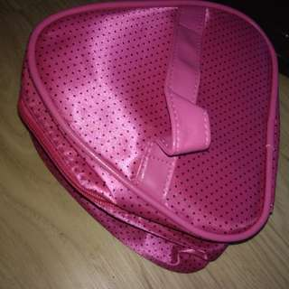 Bn triangular Makeup pouch