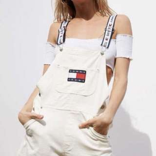 Tommy jeans capsule| tommy jeans 90's overall