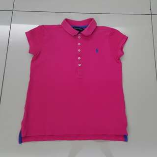 Ralph Lauren Polo Shirt (8-10years)