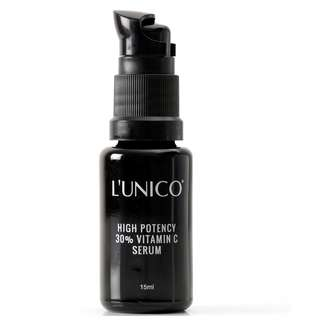 L'unico Laboratory High Potency 30% Vitamin C Serum 15ml RRP$80