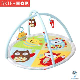 Skip Hop Explorer & More Funscape Gym [BG-SH303350-INTL]