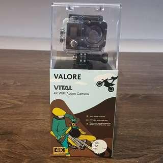 Valore 4k WiFi Action Camera