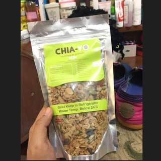 homemade granola NEGO