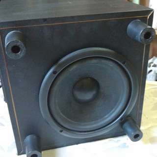 Wharfedale sub woofer amplifier.