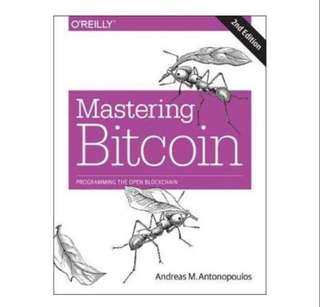 Mastering Bitcoin Physical Book