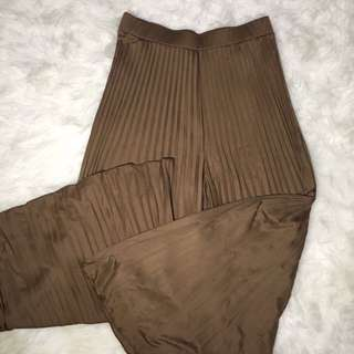 Long Pleated (Cullotes)