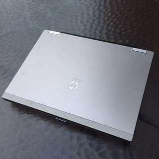 Aluminum Core i5 4GB Ram HP Laptop