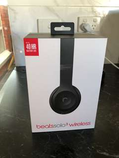 Beats by dre solo wireless 3
