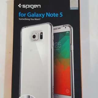 Samsung Galaxy Note 5 SGP Back Case