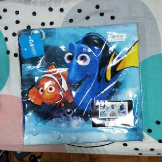 Finding dory bath towel