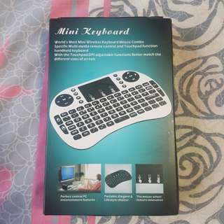 Mini Keyboard (Wireless)