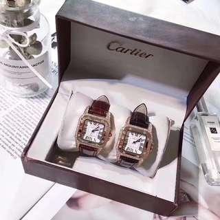 Cartier 買2送1
