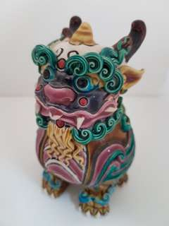 艺君窑陶瓷 - 小聚宝貔貅