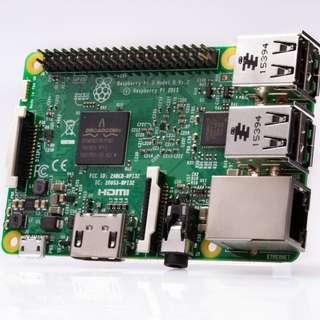 Raspberry Pi 3 Model B  中國版 ~適合編程,研究電腦,玩Linux