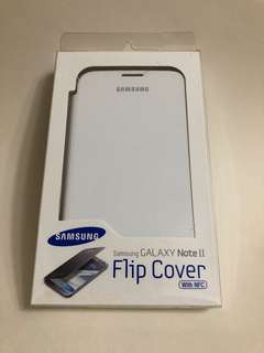 Samsung Note 2 Flip Cover
