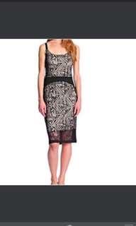 Weston Wear Crochet Feminine Dress