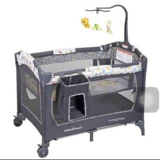Baby Trend Center Crib