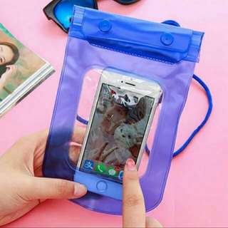 (Instock) Waterproof Pouch