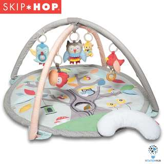 Skip Hop Treetop Activity Gym - Grey/Pastel [BG-SH307275]