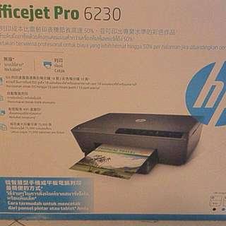 商業油墨打印機 HP OfficeJet Pro 6230 ePrinter (E3E03A)