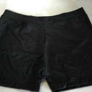 Discounted New Spandex Unisex Shorts for swimming, water sports, for work out fits Small-Medium