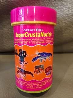 Crustacean pellets (Ocean Free)