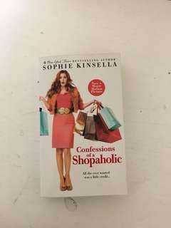 Confessions of shopaholic