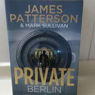 Private Berlin - James Patterson