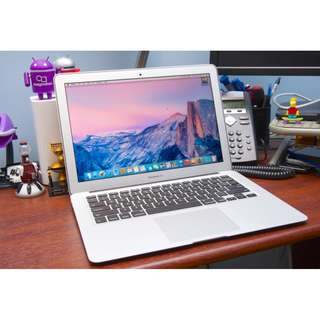 Apple MacBook Air (13-inch, Early 2015)