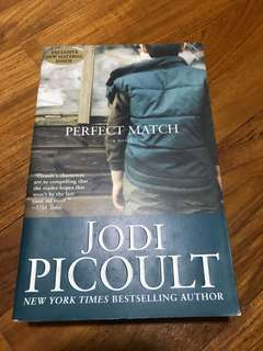 Perfect Match - A Novel by Jodi Picoult