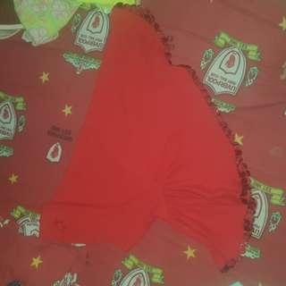 jilbab merah #UBL2018