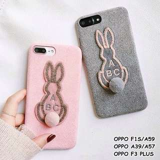 Case oppo vivo rabbit