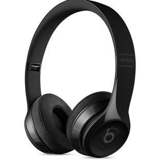 Beats Solo 3 Headphones *WITH ORIGINAL WARRANTY*