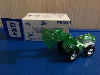 Tomica Tomy 工程車 珍藏品