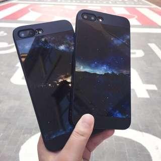 iPhone 日落/星空手機殼
