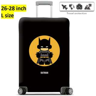 Superhero Thick and Elastic Cartoon Luggage protector cover