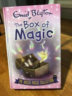 The Box of Magic : The Hocus Pocus Collection by Gnid Blyton